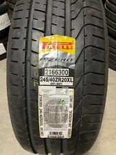 1 New 245 40 20 Pirelli P Zero Tire Fits 24540r20