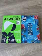 Mixed Book Bundle 2 x Paperbacks Good Reads The Handmaids Tale Bestseller Booker