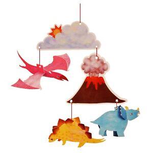 Dinosaur World Paper Craft