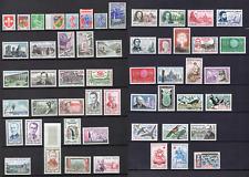 Bo 45-1 // 1960 France Année Complète x53 n°1230 ->1280 neuf** MNH TBE
