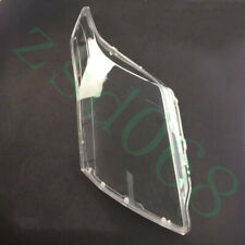 1xFor Cadillac SRX 2010-16 Car Front Right Side Headlight Transparent Cover Trim