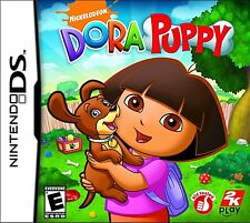 Dora Puppy Nintendo ds