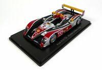 Audi R10 TDI #2 Winner Le Mans 2008 - 1:43 Spark Hachette Model Car  ref gj