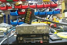 Oldtimer BLAUPUNKT BERLIN ELECTRONIC schwanenhals autoradio + cassette