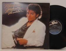 Michael Jackson         Thriller       FOC         Epic  85930       NM  # 20
