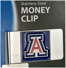 College Money Clip Arizona Wildcats