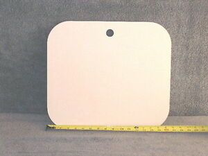 RV Bus Van Galley Sink Cutting Board Basin Cover Door Counter Top Face Panel