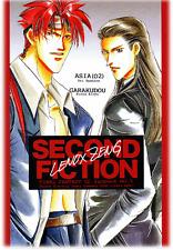 Final Fantasy 7 VII doujinshi Reno x Tseng Second Fiction Asia (02) and Garakudo