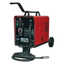 Sealey Professional Gas/No Gas/Gassless MIG Welder 150Amp 230V MIGHTYMIG150
