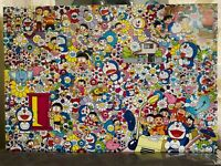 Doraemon Exhibition Takashi Murakami Jigsaw Puzzle 1000pcs kaikai kiki f/s