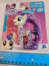 My Little Pony Movie All About Sweetie Drops Cream w/ Purple/Magenta Hair MOC