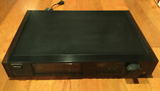 Sony St-S550Es Am/Fm Tuner with Wood Sides - Made in Japan