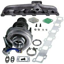 T3T4 Turbo Turbocharger + Manifold Kit for Nissan Patrol Safari TD42 TB42 TB45