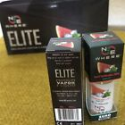 NEWhere Premium Elite Watermelon Mint, Zero Nicotine