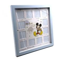 Disney Baby Mickey Mouse 12 Month Photo Frame My First Year DI546