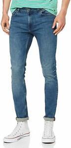 Only & Sons Herren Skinny Jeans Fit Blue Hose Basic Jeanshose Denim Pants