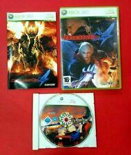 Devil May Cry 4 - XBOX 360 - USADO - BUEN ESTADO