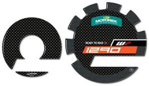 Stickers Gel 3D Guards Side Crankcase Motorcycle Compatible KTM 1290 Super Duke