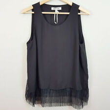 ELIZABETH and JAMES | Womens Aretha Top $400 NEW [ Size M or AU 12 / US 8 ]