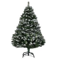 Weihnachtsbaum 180cm mit Schnee Effekt  LED Christbaum Kunstbaum Weihnachten