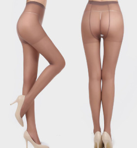 Sexy Women Thin Sheer Elastic Silk Stockings Tights Shaping Pantyhose HOT