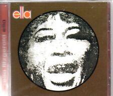 CD Ella FITZGERALDElla (1969 pop album)  INC 2 BEATLES COVER VERSIONSRARE