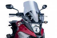 PUIG TOURING SCREEN HONDA CROSSRUNNER 11-14 LIGHT SMOKE