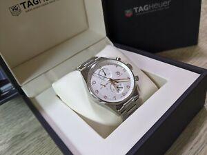 Tag Heuer Carrera Calibre 1887 Chronograph Automatic CAR2012-0 43mm Watch