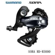 Shimano Sora RD-R3000 9 Speed Rear Road Bike Derailleur Short Cage