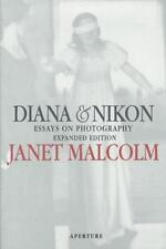 Diana and Nikon: Essays on Photography, , Janet Malcolm, Very Good, 1997-09-30,