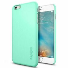 iPhone 6S Plus Case, Spigen Thin Fit Extremely Thin Protective Cover - Mint