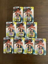 Lot Of 9 Racing champions Dukes Of Hazzard 1997 1/144 Scale Cars New In package
