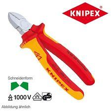Knipex VDE-Seitenschneider 160 mm 70 06 160