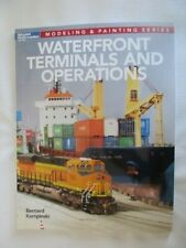 Model Railroader How-To-Books, Waterfront and Terminals Operations