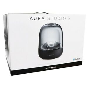 Harman Kardon Aura Studio 3 Wireless Bluetooth Speaker System Black
