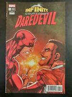 Infinity Countdown Daredevil #1 Lim Variant Marvel Comic 1st Print 2018 NM
