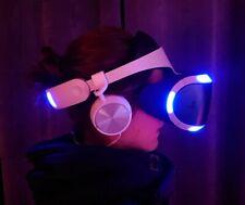 Playstation VR Kopfhörer, PS VR Headphones, Halterung + Sony MDR, PSVR Headset