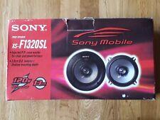Sony - 2 manera altavoces del coche 120w XS-F1320SL Sony Mobile