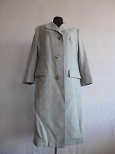 _ MANTEAU FEMME _ MABELLA COUTURE NICE _ PURE LAINE VIERGE _ VINTAGE