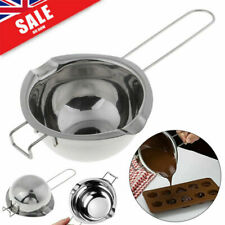 UK Stainless Steel Wax Melting Pot Double Boiler fits DIY Wedding Scented Candle
