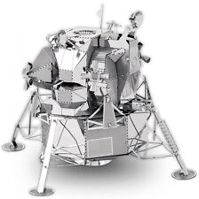 New Tenyo metallic nano 3D puzzle Apollo moon lander F/S from Japan