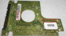 Placa HDD PCB Board WESTERN DIGITAL WD6400BEVT-22A0RT0 Sticker 2061-771672-001