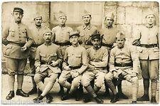 Carte-Photo .Militaires, soldats Français du 95e RI . French soldiers