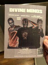 Juice Wrld Ski Mask The Slump God Cousin Stizz Chxpo Divine Minds Flyer 2018
