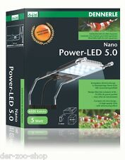 Dennerle Nanno Power LED 5.0 Aufsteckleuchte 24Std.Versand