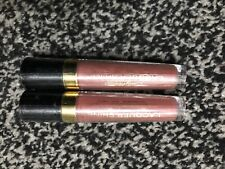 2 x SALLY HANSEN Lacquer Shine Lip Gloss JASMINE 40 Sealed