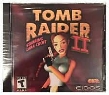 Tomb Raider II 2 Pc Brand New Sealed - Free US Ship Win10 8 7 XP Nice