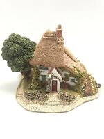 "1991 Lilliput Lane Collector ""Gardeners Cottage"" 5""x 4.5"" New Retired Stock"