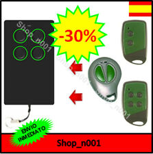 MANDO GARAJE COMPATIBLE CON FORSA RT1 RT2 RT4 RT-1 RT-3 RT 2 4 TWIN 433MHz (A1T2