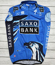 SAXO BANK SPECIALIZED - SPORTFUL BODYFIT - WINDSTOPPER - windproof VEST - XS